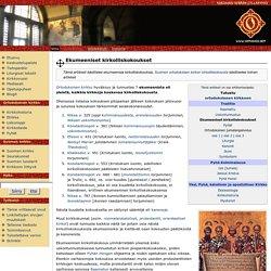 Ekumeeniset kirkolliskokoukset – Ortodoksi.net