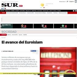 El avance del Euroislam