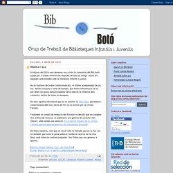 El bloc del Bib.Botó: Música i LIJ