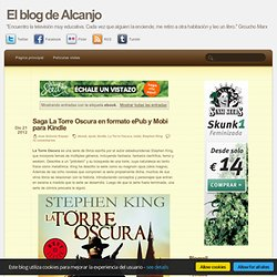 El blog de Alcanjo: ebook