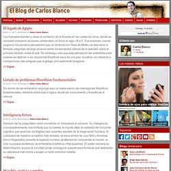 El blog de Carlos Blanco