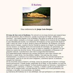 El Budismo - Jorge Luis Borges