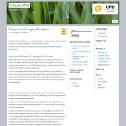 El centro web. El mundo v3.0