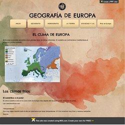 El clima en Europa