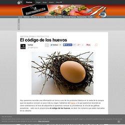 El código de los huevos