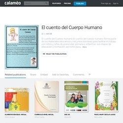 Calaméo - El cuento del Cuerpo Humano