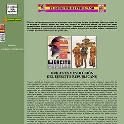 EL EJÉRCITO REPUBLICANO