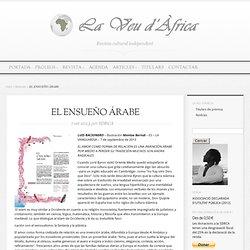 EL ENSUEÑO ÁRABE