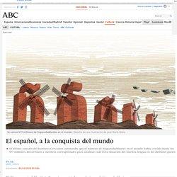 El español, a la conquista del mundo