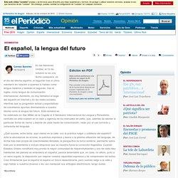 El español, la lengua del futuro