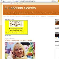 El Laberinto Secreto: mayo 2013