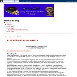 +: EL MISTERIO DE LA MASONERIA: