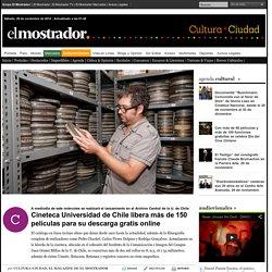 Cineteca Universidad de Chile libera más de 150 películas para su descarga gratis online