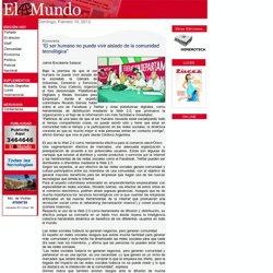 El Mundo - Prensa Mayor
