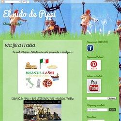 El nido de Pippi : VIAJE A ITALIA