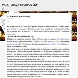 EL PADRINO (NINO ROTA)