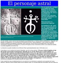 El personaje astral