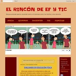 EL RINCÓN DE EF Y TIC: TIC