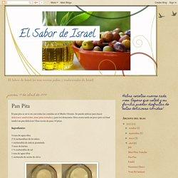 El Sabor de Israel: Pan Pita