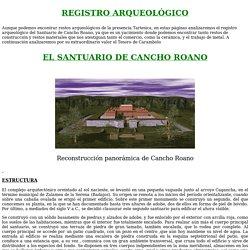 EL SANTUARIO DE CANCHO ROANO