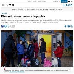 El secreto de una escuela de pueblo