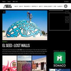 EL SEED : LOST WALLS - A MAG