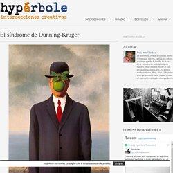 El síndrome de Dunning-Kruger