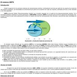 El sistema UMTS