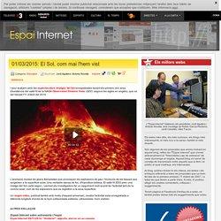 El Sol, com mai l'hem vist - Espai Internet