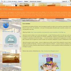 El TFG en Educación: Los cuentos
