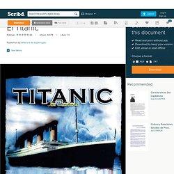 El Titanic