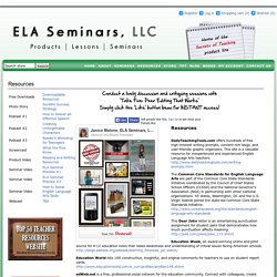 ELA Seminars, LLC