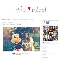 Ela Wood - The Fashion Blog