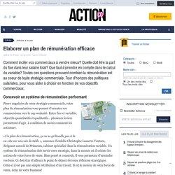 Elaborer un plan de rémunération efficace - À la une - actionco.fr