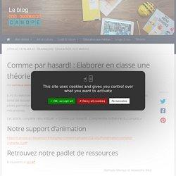 Comme par hasard! : Elaborer en classe une théorie du complot - Blog des Ateliers Canopé de l'académie de Besançon