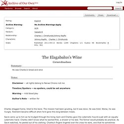 The Elagabalus's Wine - Cornerofmadness - Vassalord