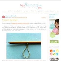 Elastic Bands « Miss Mancy's Blog