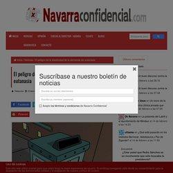El peligro de la elasticidad de la demanda de eutanasia – Navarra Confidencial
