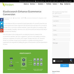 Elasticsearch Enhance Ecommerce Conversion – The Ultimate Guide by Redian Software