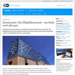 Kommentar: Die Elbphilharmonie - am Ende wird alles gut