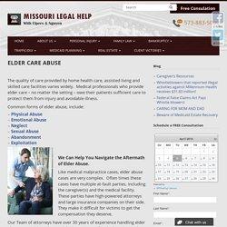 lawyers in missouri