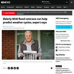 Elderly NSW flood veterans can help predict weather cycles, expert says