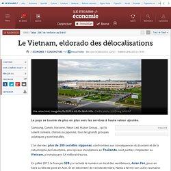 Le Vietnam, eldorado des délocalisations