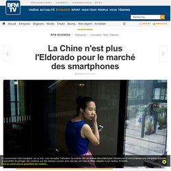 La Chine n'est plus l'Eldorado pour le marché des smartphones