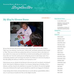 My Blog by Eleanor Burns « Eleanor Burns – Strip Quilter