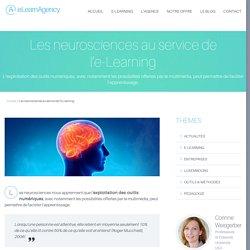 eLearnAgency - Blog - Neurosciences et e-Learning
