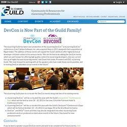 eLearning DevCon 2011