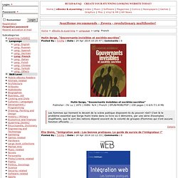 eBooks & eLearning -> Language -> Lang: French