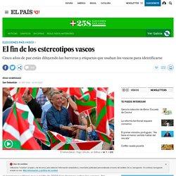 Elecciones vascas: El fin de los estereotipos vascos