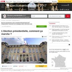 L'élection présidentielle, comment ça marche ?